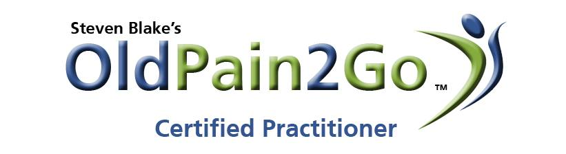 Steven Blake's Old Pain 2 Go Methodology - Certified Practitioner